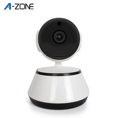Chiny Remote Security Obróć Pan Tilt Wifi Camera Mini Motion Detection dostawca