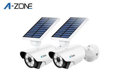 Bullet Camera Solar Led Motion Sensor Light 8 sztuk Led Lights With Night Sensor